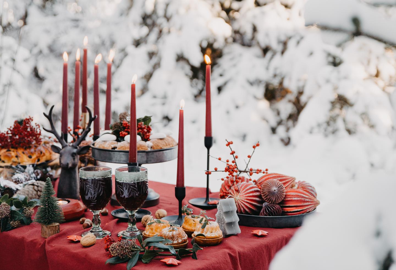 4/12 – Julfrukost med Michael Magnoff