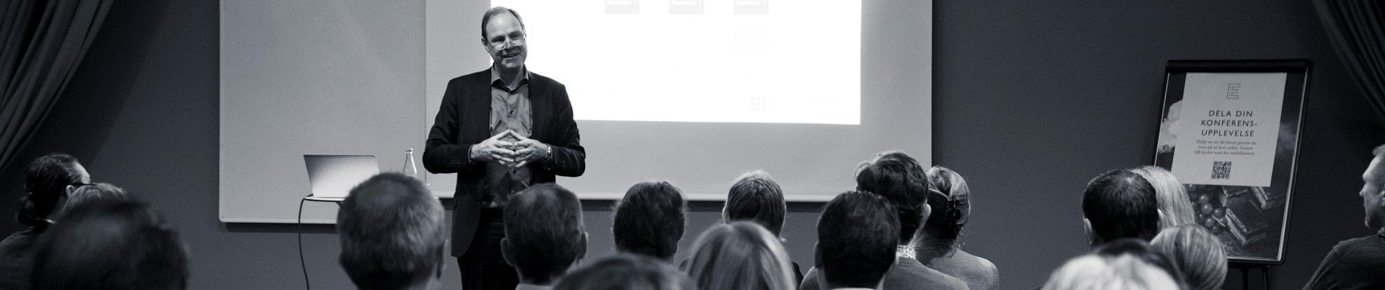Talare Michael Magnoff i december 2019