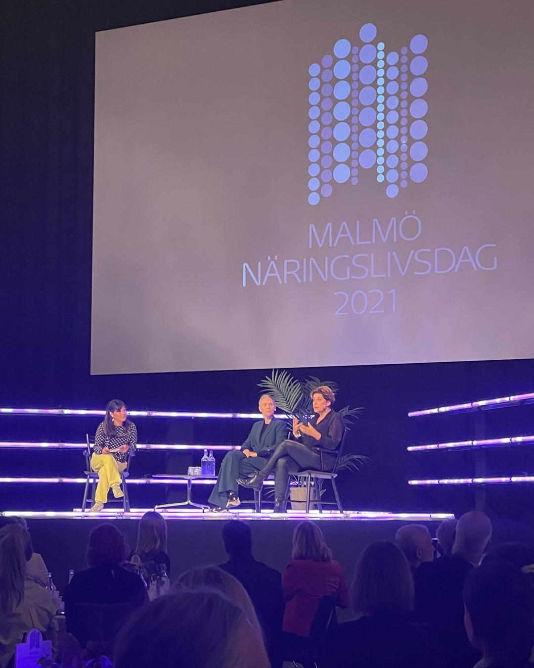 Besök på Malmö Näringslivsdag 2021